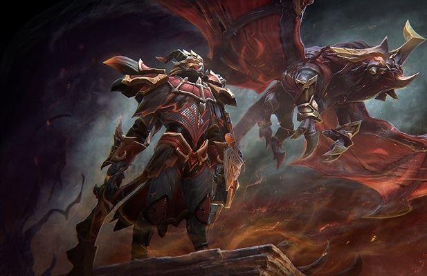 Dragon knight dotamodsovh dota 2 mods download dragon knight voltagebd Gallery