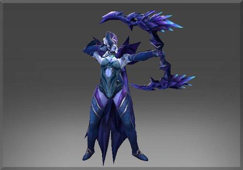 Drow Ranger Dota 2 Immortals: Black Wind Raven